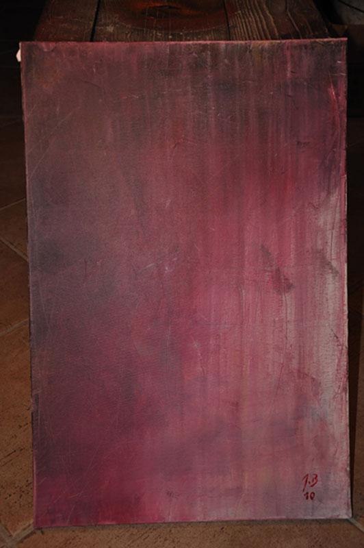 30x40 Megla akril-platno 10 Blaž Janežič