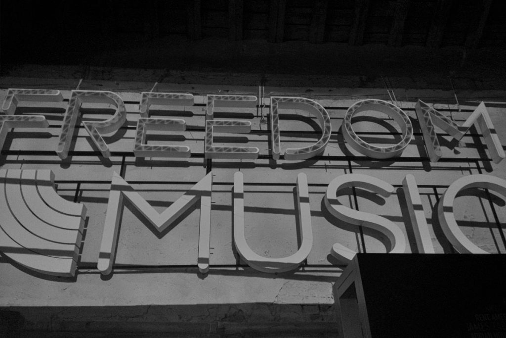 Apgrade, Freedom Music, Belgrade, Blaž Janežič