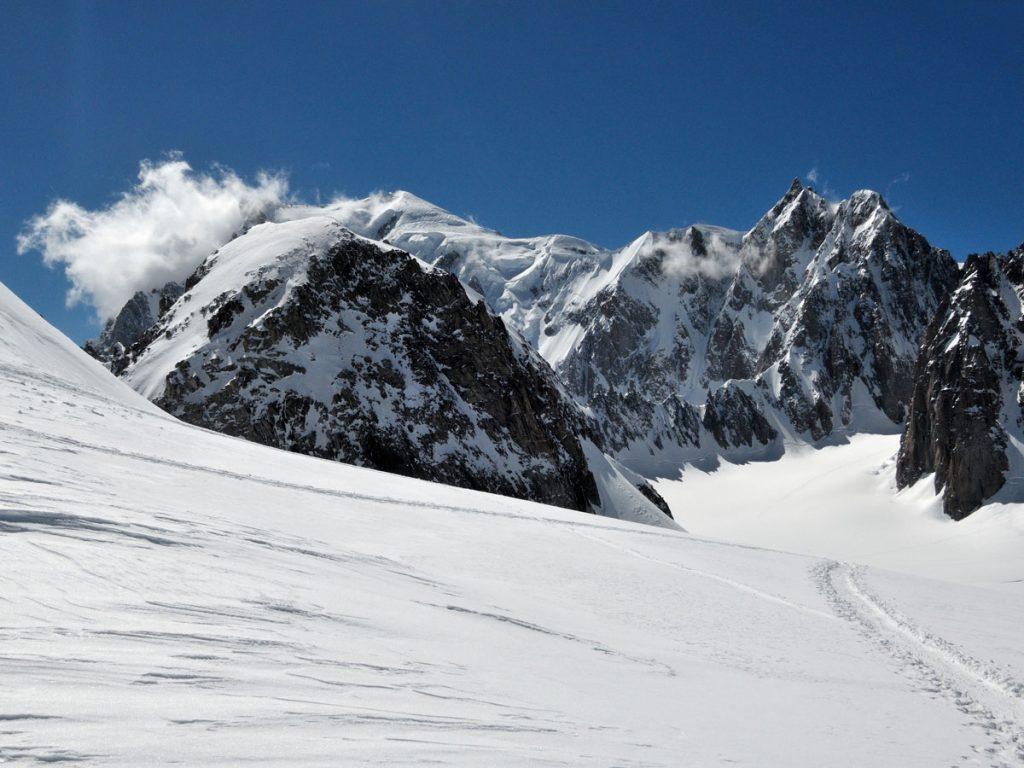 Mount Blanc Blaž Janežič
