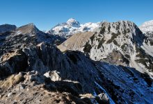 Veliki Draški vrh in Viševnik