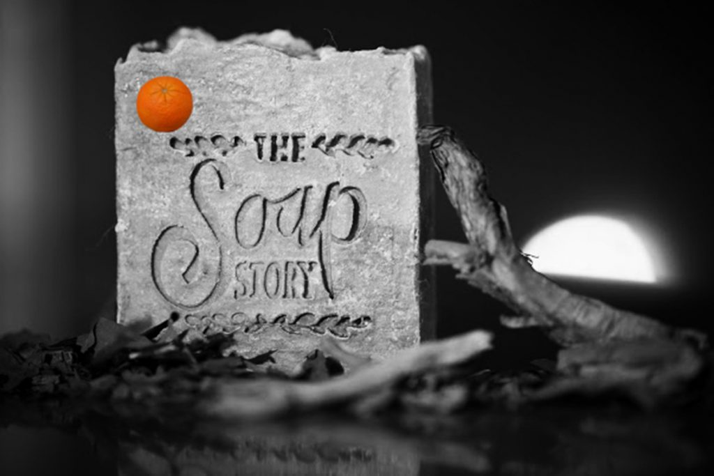 Blaž Janežič Photography Orange 2 in soap of desire 1x