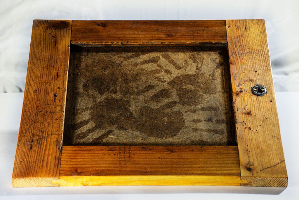 Blaž Janežič wood art frame 2