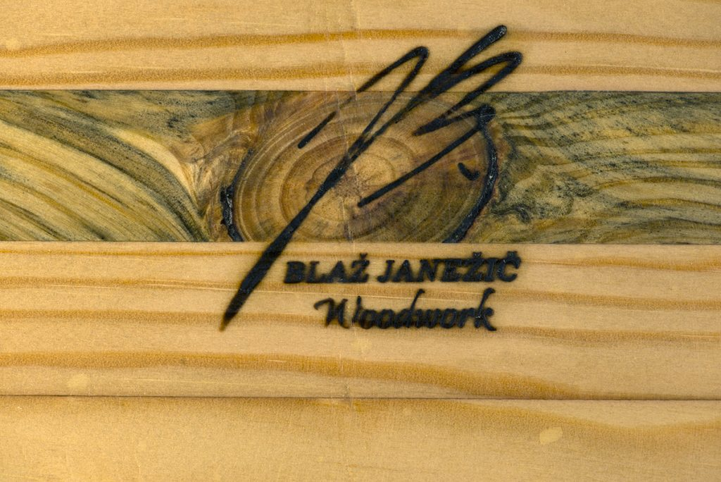 Blaž Janežič Art Woodwork