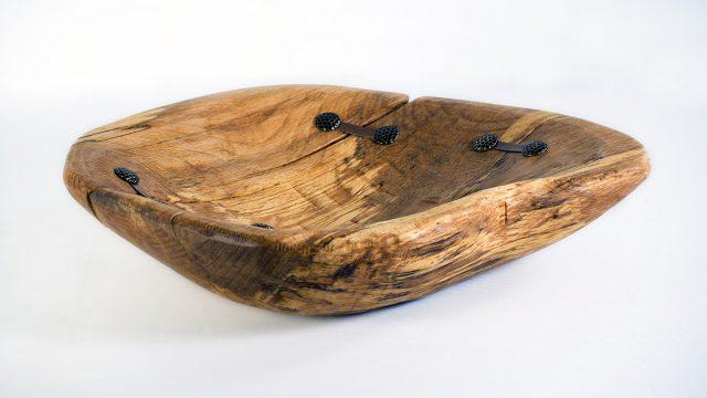Blaž Janežič Woodwork art bowl 4