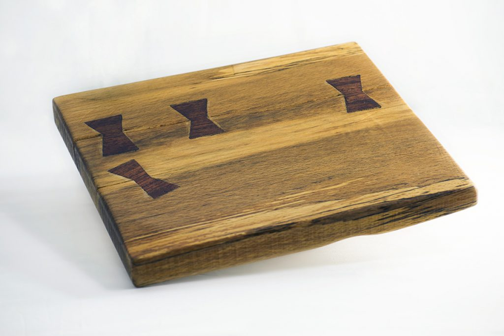 Blaž Janežič Woodwork art cutting board 3