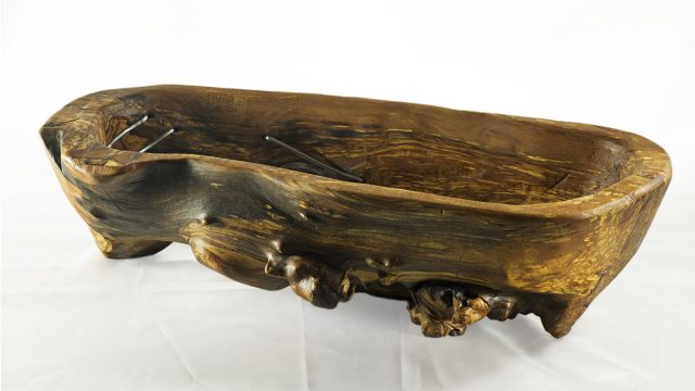 Blaž Janežič Woodwork art Fruit bowl 3a