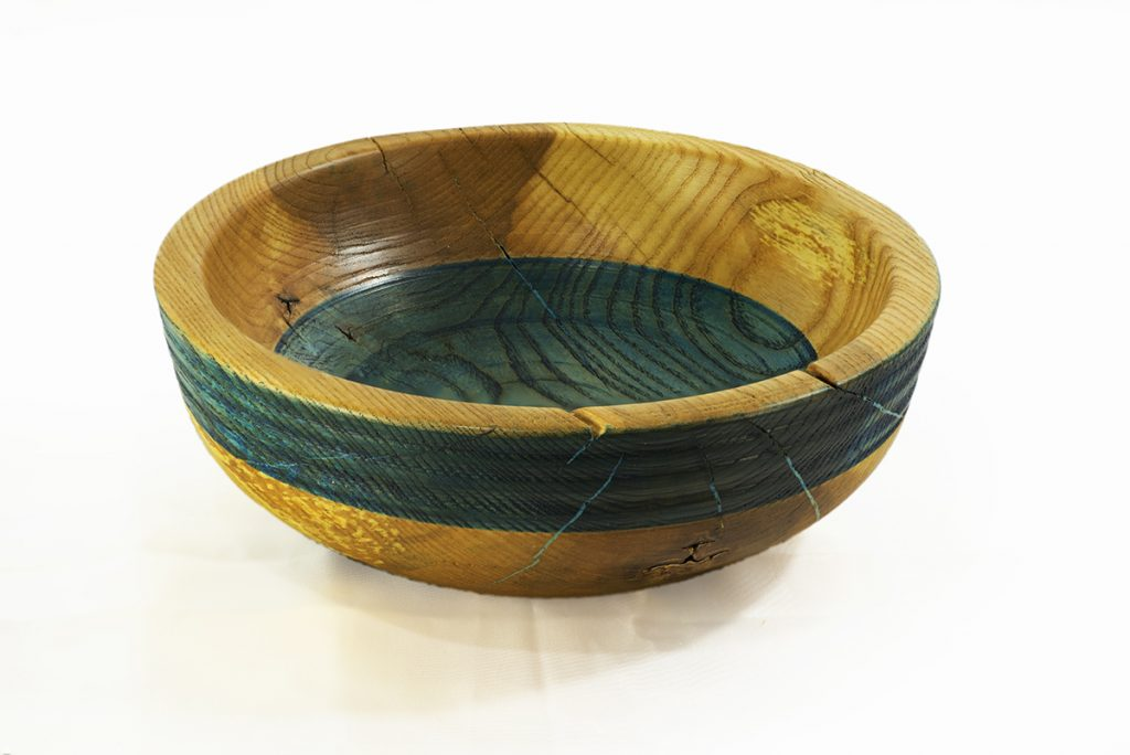 Blaž Janežič Woodworking Art Bowl 9