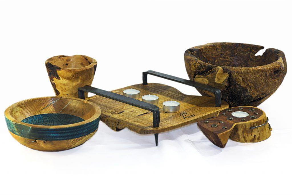 Blaž Janežič Woodworking Art V