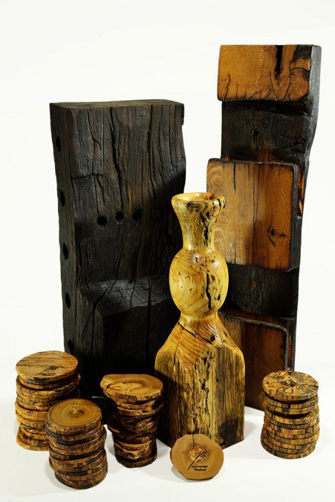 Blaž Janežič Woodworking Art Art Woodwoek VI