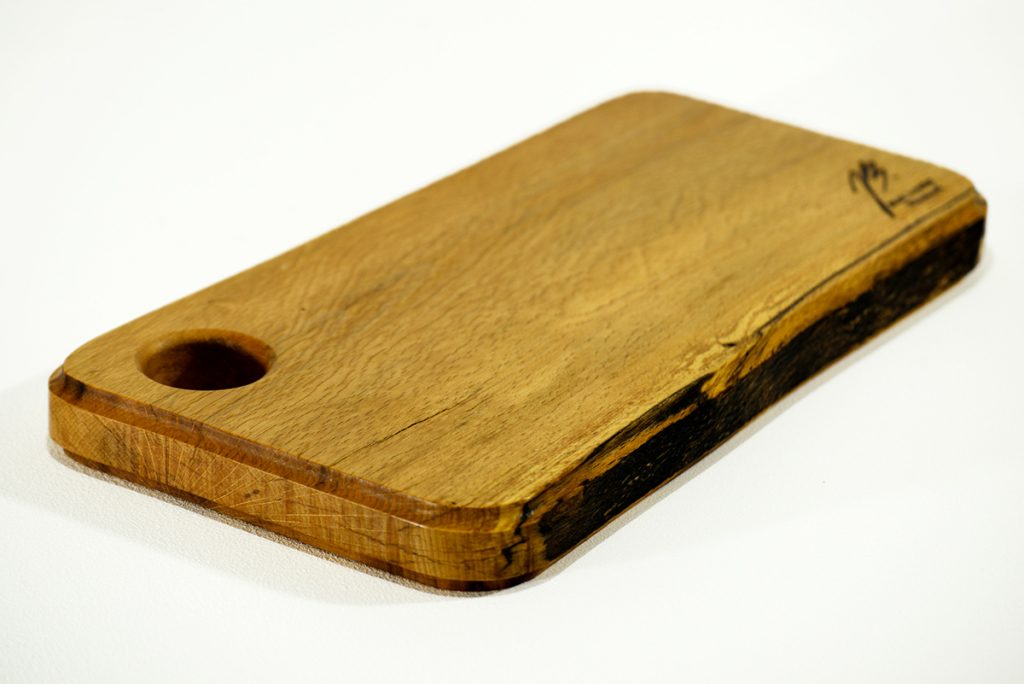 Blaž Janežič Woodwork art Cutting board 7b