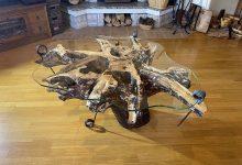 Blaž Janežič Woodwork art Coffe table 1a