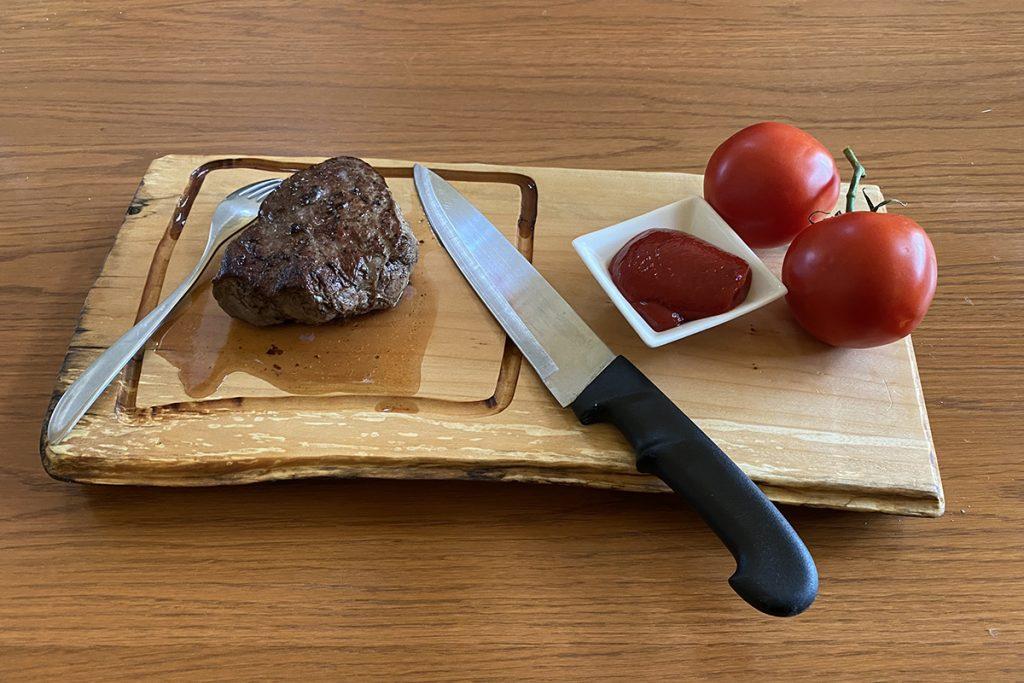 Blaž Janežič Steak board 2g